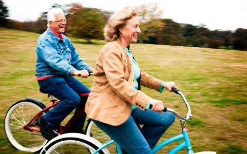 Los beneficios de la actividad física en los adultos mayores
