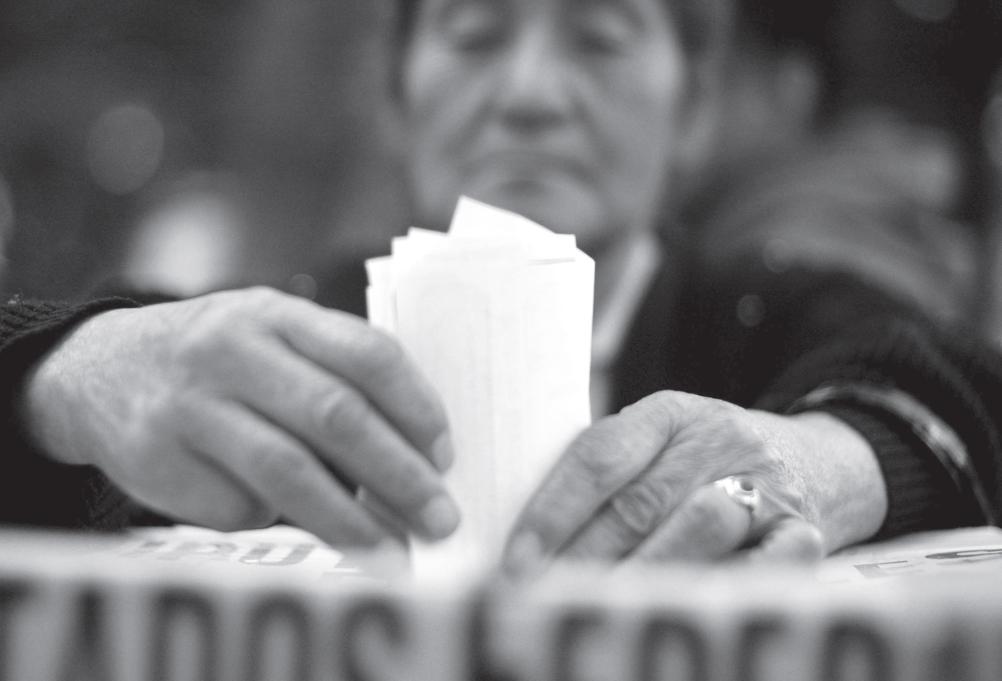 Viejos o Antiguos… La importancia del voto en la adultez mayor