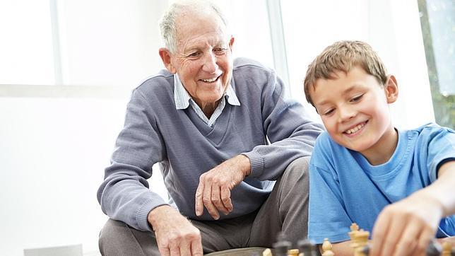 Relación Abuelos-nietos