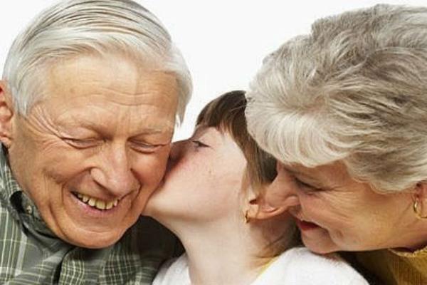 El respeto por los adultos mayores
