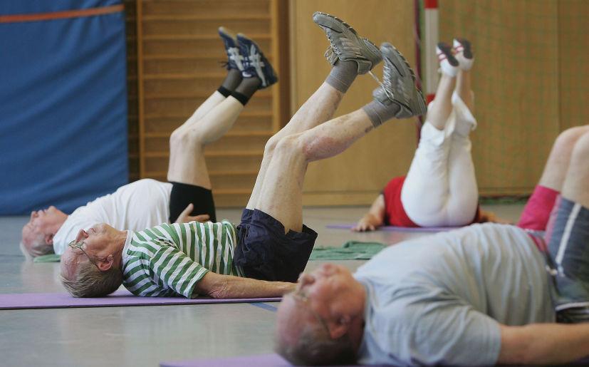 El ejercicio puede retardar 10 años el envejecimiento en adultos mayores