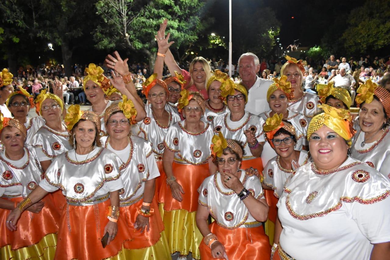 Carnaval Mayor,  carnaval de los adultos mayores